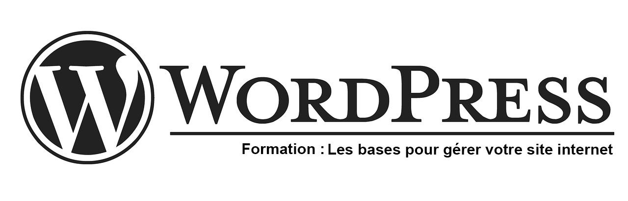 formation wordpress debutant